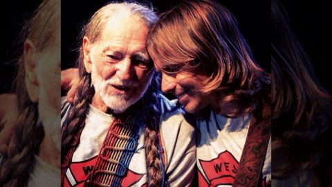 Willie Nelson's Son Gives Update On Father's Health